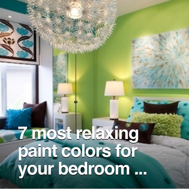most relaxing bedroom colors musely 16486