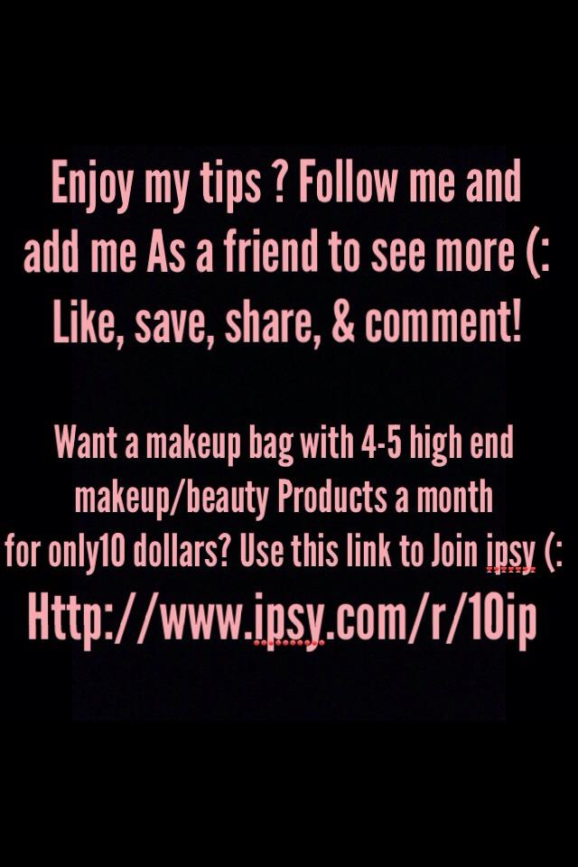 Http://www.ipsy.com/r/10ip