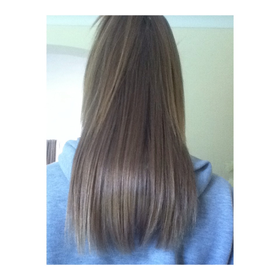 To ensure your hair grows extremely quickly and healthy, have your hair cut between 6-8 weeks because this can be a great way to get rid of dead ends!✨