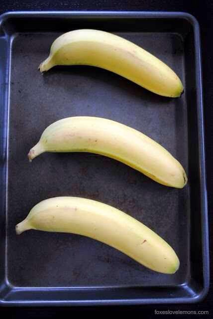 19. Use Your Oven to Quickly Ripen Bananas