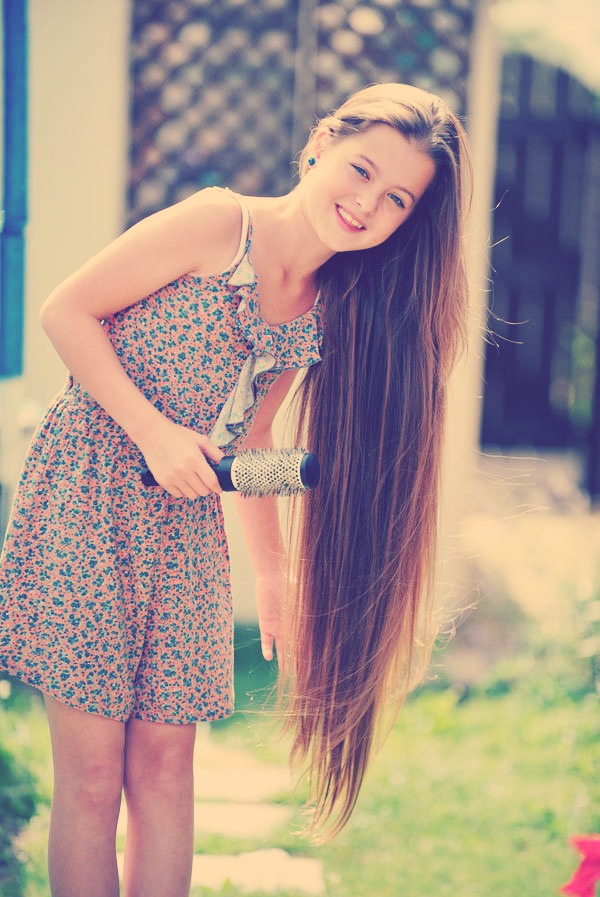 Do you want hair like this?!