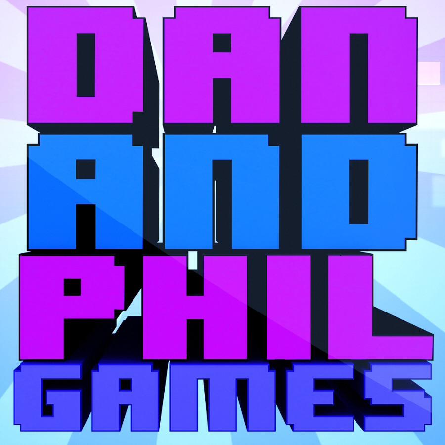 Dan And Phil (no good photos)- DanandPhilGames