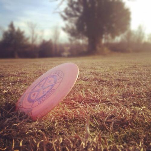 25. Play frisbee