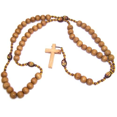 Rosary If your boyfriend is religious, he is sure to appreciate a rosary, Bible, or other religious item! This gift is nice and totally appropriate for the occasion!