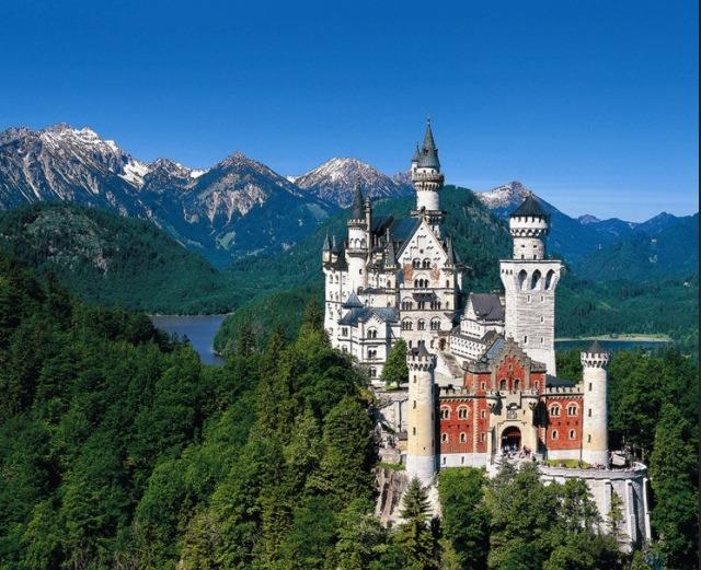 Neuschwanstein Castle, Germany