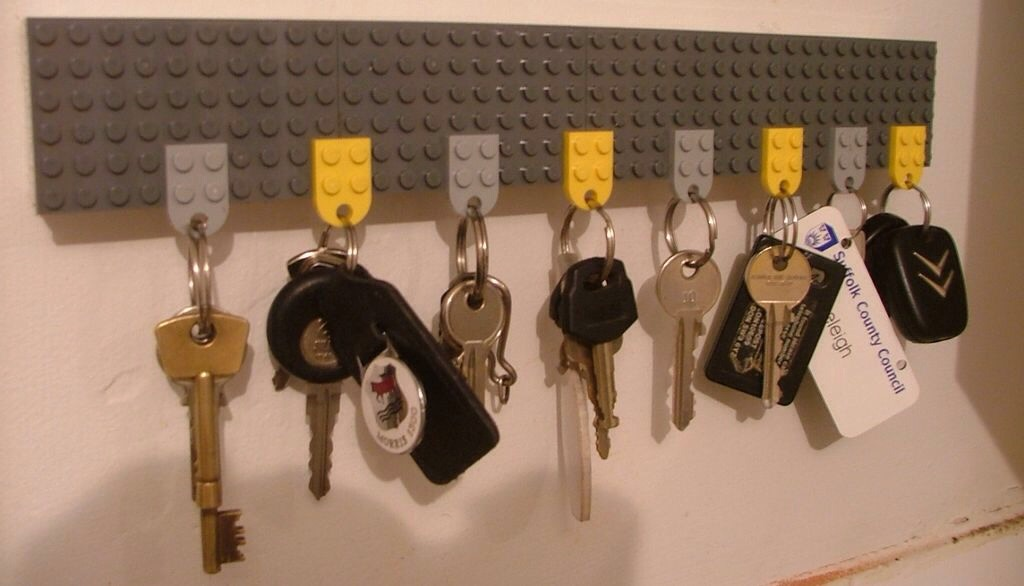 Helps keep track of your keys