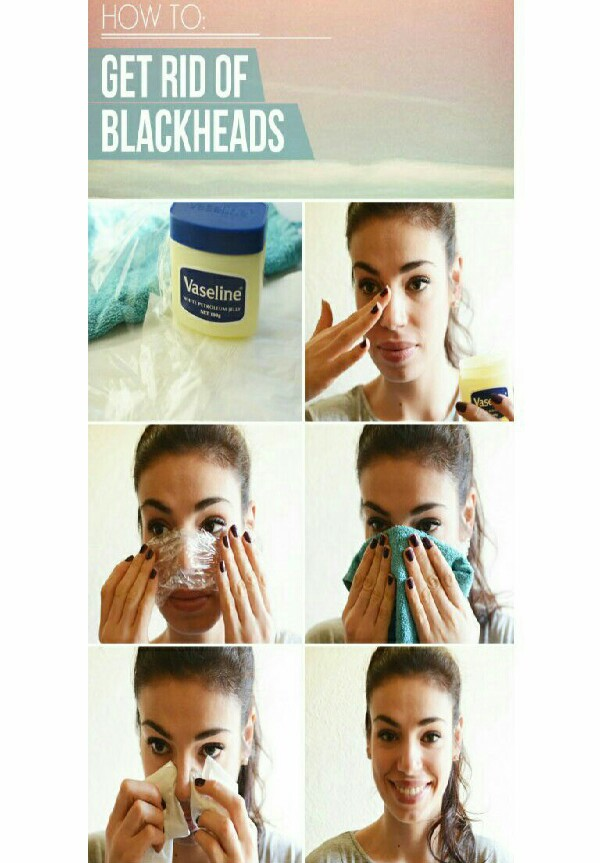 You'll need a piece of clear plastic (such as Gladwrap), 2 small washcloths, Tissue and Vaseline