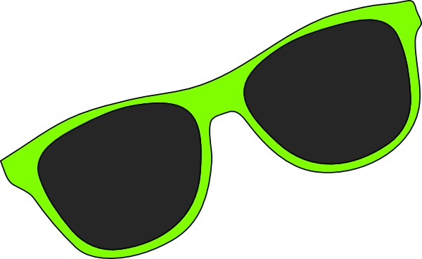 Bring a couple pairs of cheap sunglasses in case you lose them