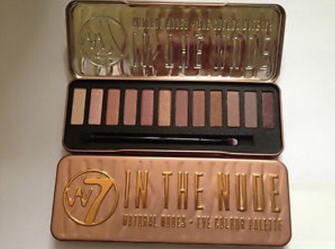 The W7 In the Nude palette lets you achieve the stunning look of the Naked 3 palette. They even look alike!