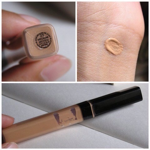 Very creamy and easy to blend. Works great as a combination concealer/highlighter. Isn't cakey and is perfect for dry skin