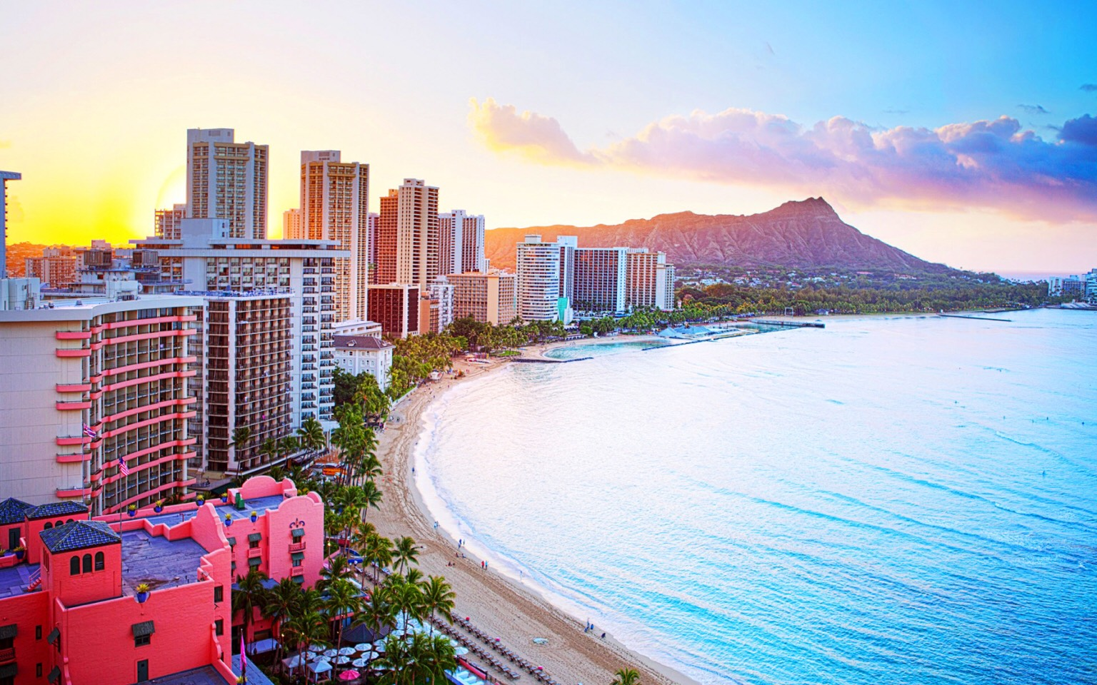 Waikiki Beach 😎😎😍😍