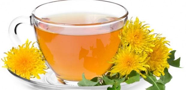 Dandelion Tea Cleanses liver Helps digestive system