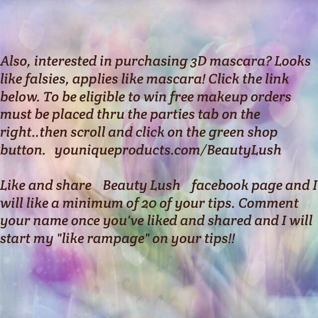 youniqueproducts.com/BeautyLush