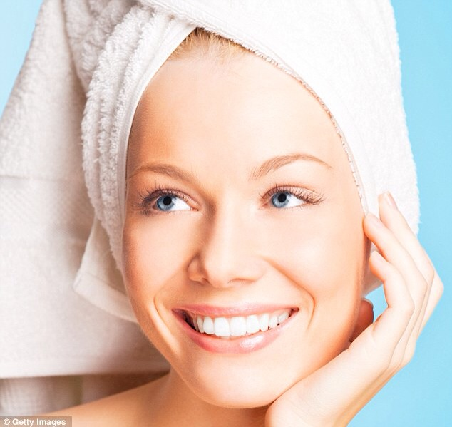 To maintain a healthy glow and beautiful face, clean your face every other day and exfoliate every week. Making sure you don't use harsh chemicals that will dry out your natural oils.