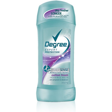 You can remove deodorant stains by rubbing them with nylon tights or dryer sheets.