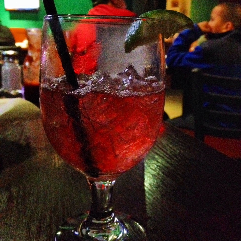Jackberry Punch at Taco Mac