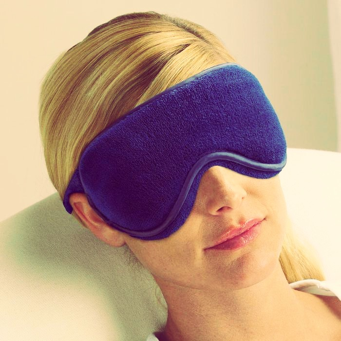 Block out ALL light. Light on your face while you are sleeping can also cause dark circles, so wear a sleep mask if necessary