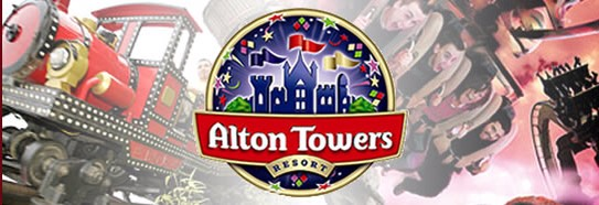 Go Alton towers. Woooooo