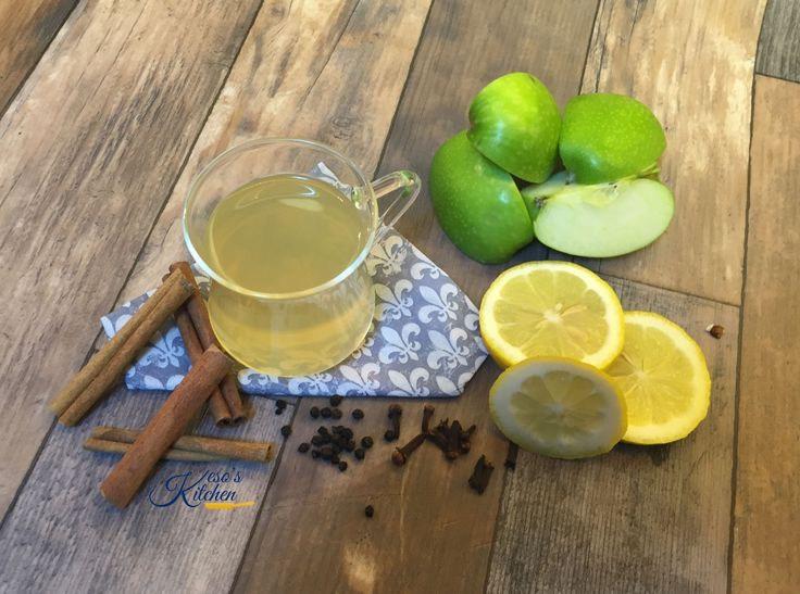Metabolic Accelerator Diet Tea RecipeHere