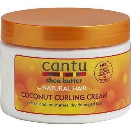 Cantu hair range is for naturally curly hair that adds moisture, rehydrates and helps define curls. It has no sulphates, silicone or parabens in which can be found in most hair shampoos, conditioners etc and can dry out hair.