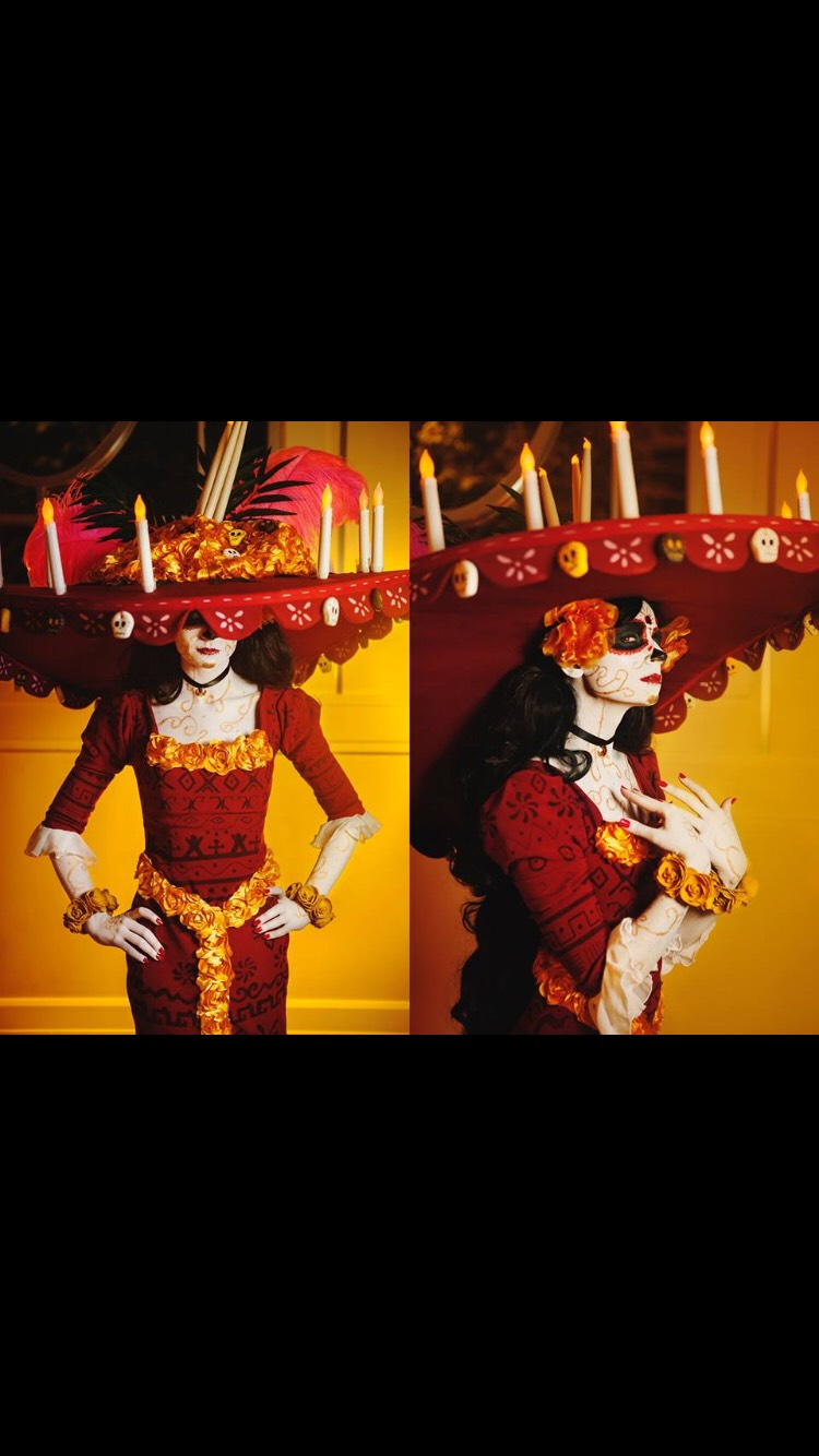 La Muerte from the movie Book of Life ❤️❤️❤️