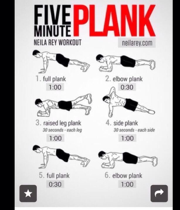 I do 3-4 sets of this workout every second day, and so far it has worked really good for me.