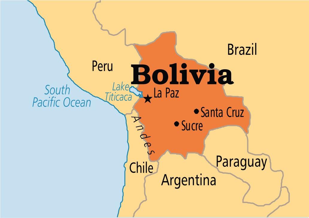 Bolivia has 37 official languages