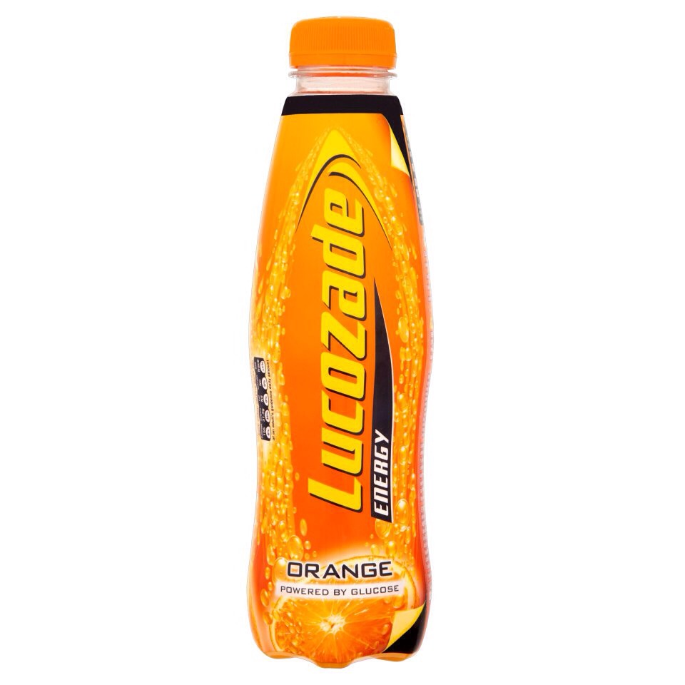 So when you have a stomach bug lose of appetite  or an upset stomach and have the runs get orange lucazad or normal one it does help along time ago it was sold to help people who were ill so try it before you judge ! I swear by it to this day