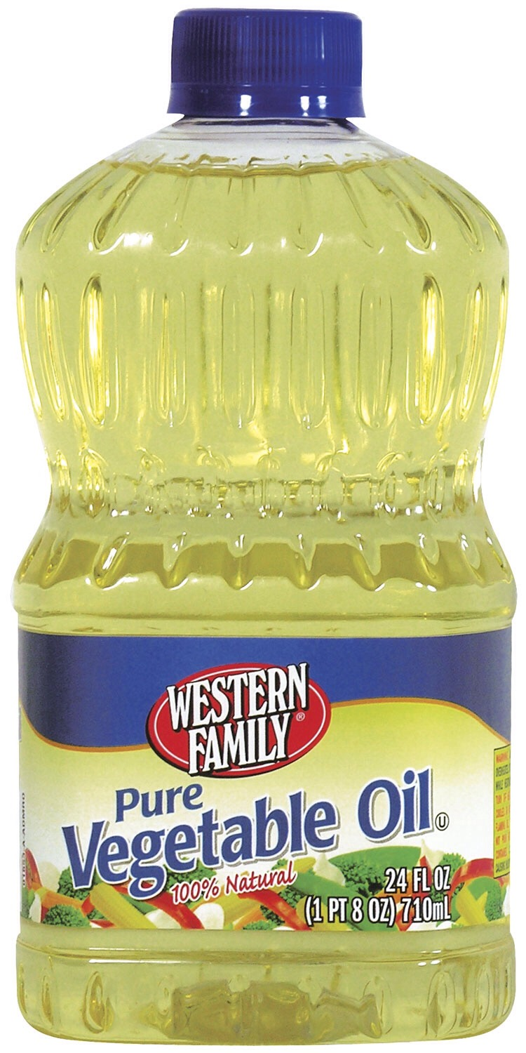 and a teaspoon of any kind of edible oil