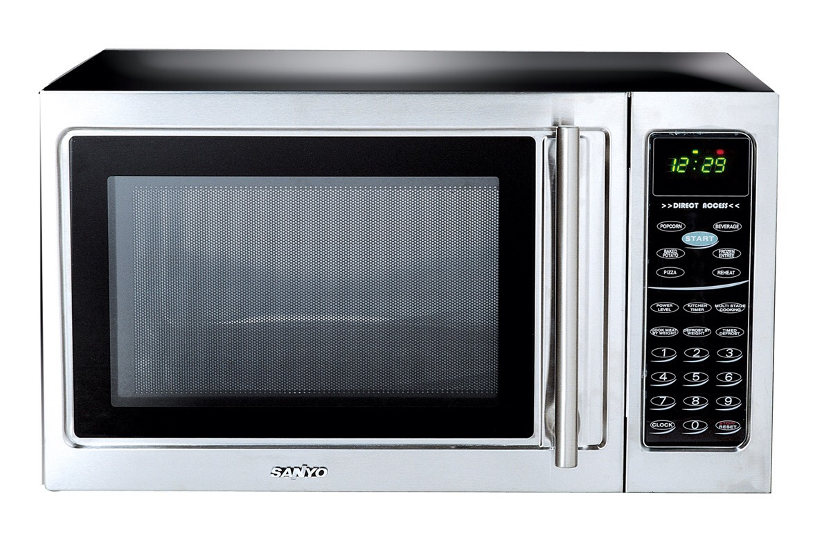 Microwave for 20-30 seconds. Just to get warm, not hot.