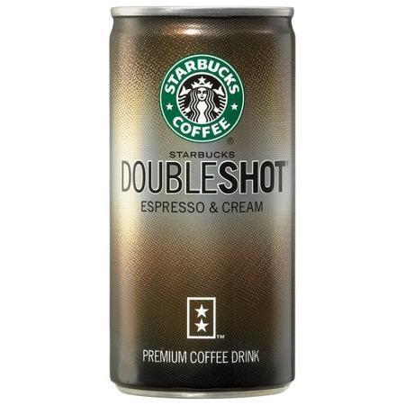 Doubleshot espresso + cream premium