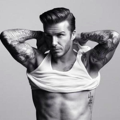 David Beckham 😍