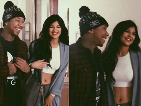 If you didnt already know, shes in a relationship with 25 year old rapper Tyga