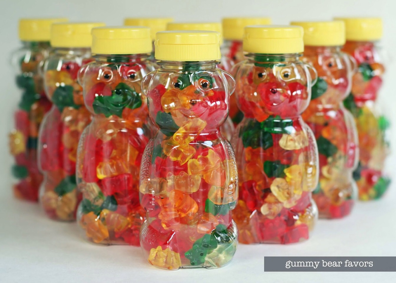 Your going to need gummy bears