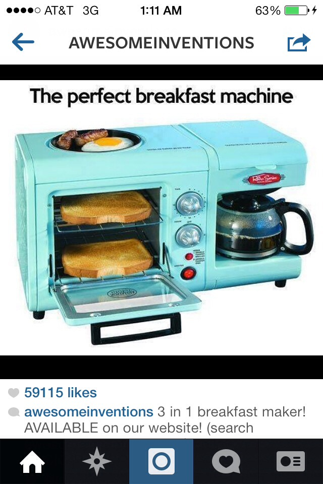 Make all your breakfast at once