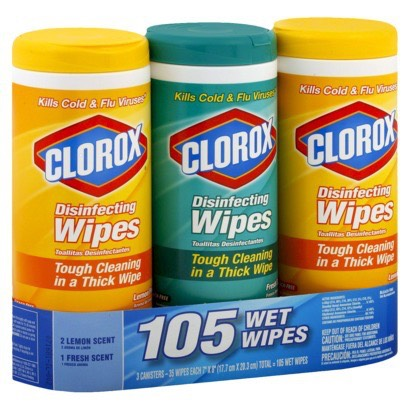 Dorms are dirty so having a few of these make a difference, plus you can sanitize anything