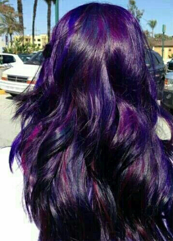 Beautiful Hair color. can't wait to try one.