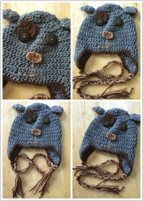 Adorable hats and accessories for young children just check out my shop.