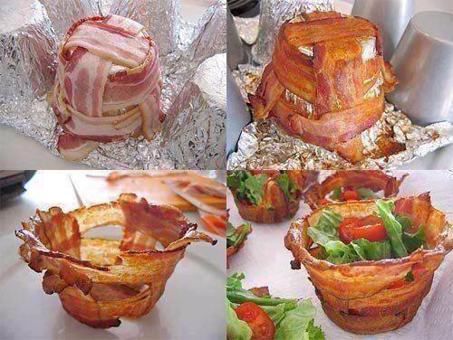 Bacon-Basket