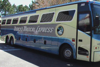 Magical Express: free transportation between resort hotels and the airport.