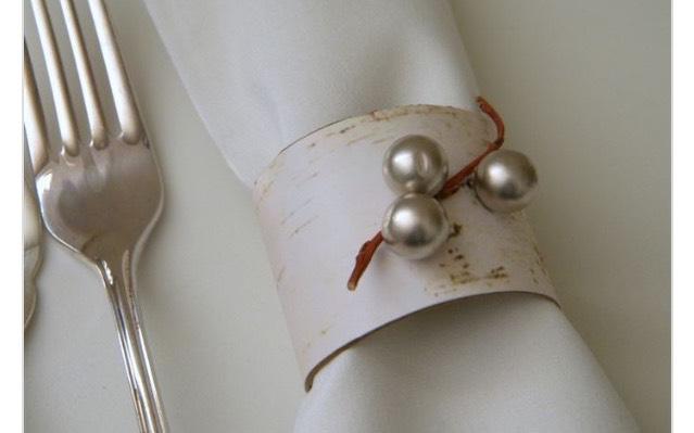 Napkin rings 💍