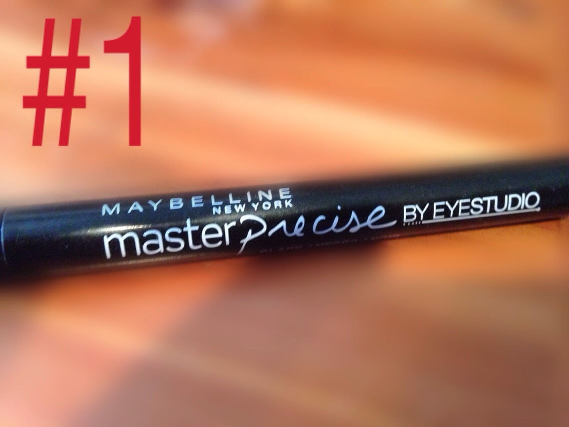 First, the products I use. These eyeliners can be found at almost any drugstore and are really affordable. I believe they work and look amazing especially for being so cheap.