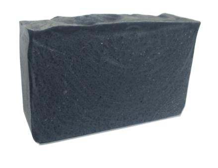 Our Activated Bamboo Charcoal Soap is all natural and vegan and it has been made using the ancient cold process method.  Our soap starts with a base of distilled water and skin loving oils such as Olive Oil, Coconut Oil, and Palm Oil.
