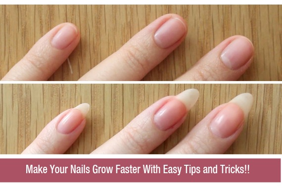 Make Your Nails Grow by Crystal Hernandez - Musely