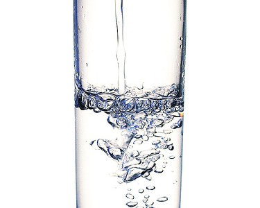 drink at least four cups of water each day at most 8 cups