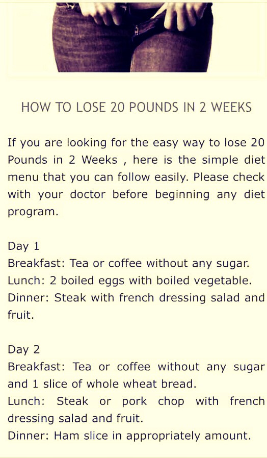 How to lose body fat in 10 days at home