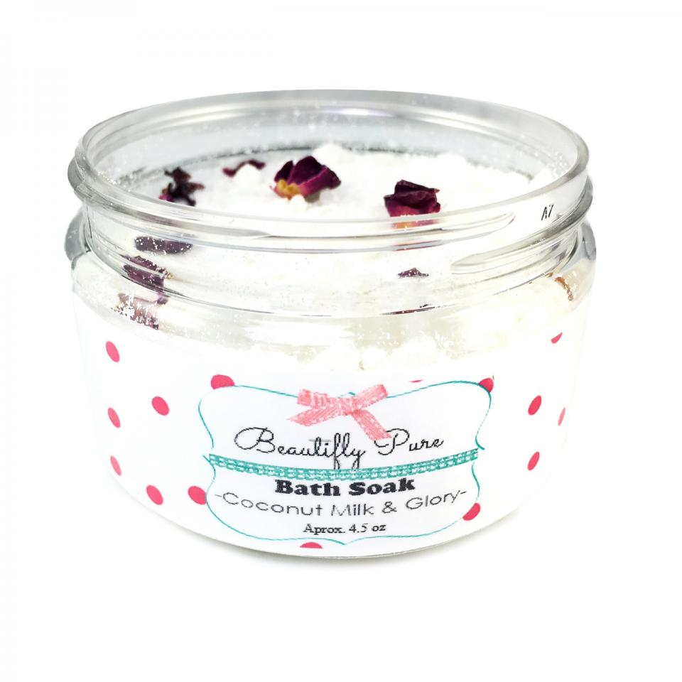 Bath Salt Skin Benefits  Bath Salts are amazing for exfoliating dead cells, softening the skin, and making the skin supple. Bath Salts can help with relieving muscle tension, insect bites, eczema, psoriasis, minor rashes, and more.