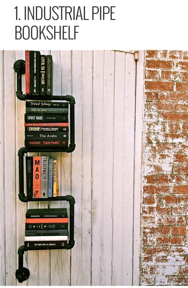 7 Creative Ways To Display Books By Flip Top Musely