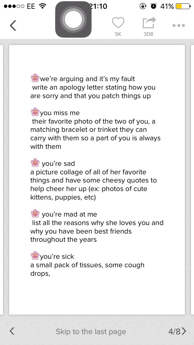 Apology Letter To Ex Best Friend | Healthy HesongBai