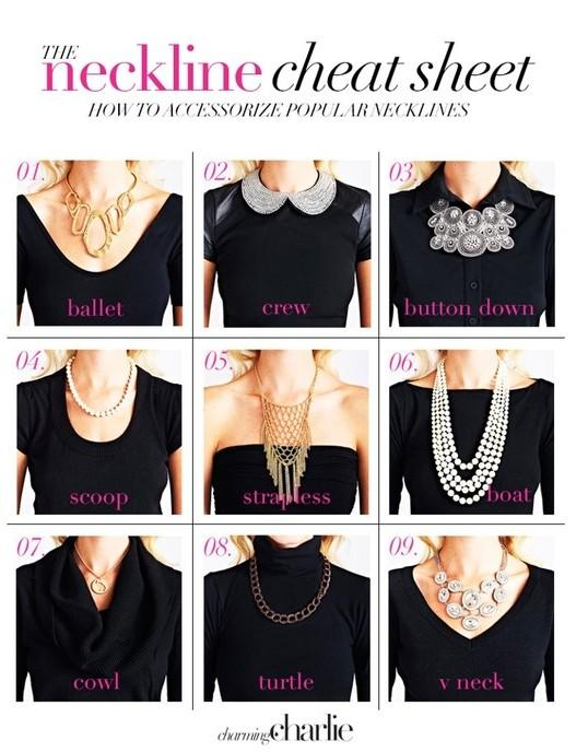 here's the neckline cheat sheet^^ please like and save